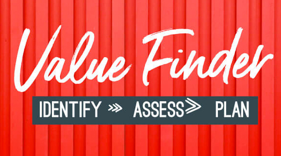 Discover your values today with Chere Bork's Value Finder Assessment