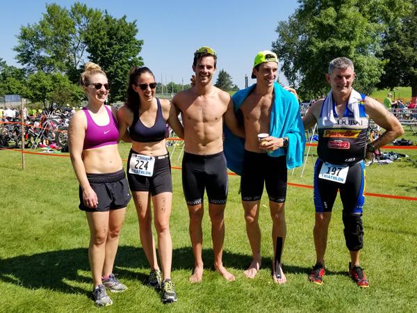 Timberman Triathletes
