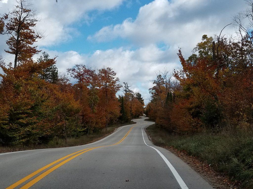 Visiting the Maples in Door County