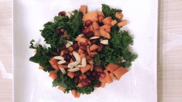 Kristin Pearson's Massaged Kale Salad