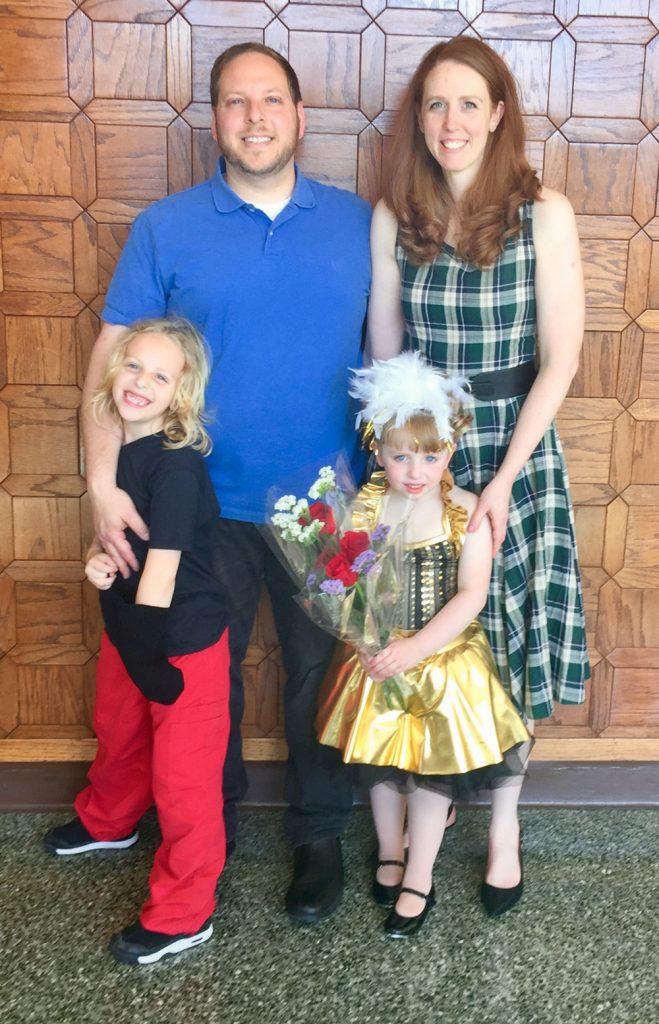 Steve Della Family